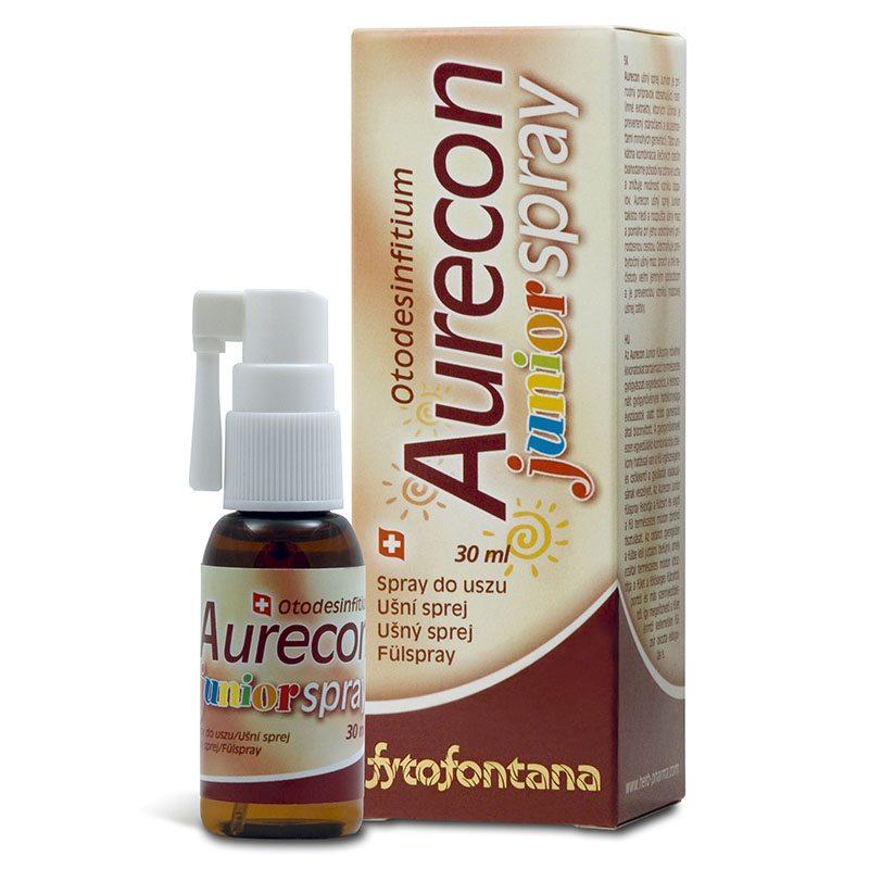 Aurecon Junior fülspray - 30ml