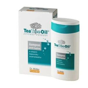 Dr. Müller Tea Tree Oil teafa sampon - 200ml