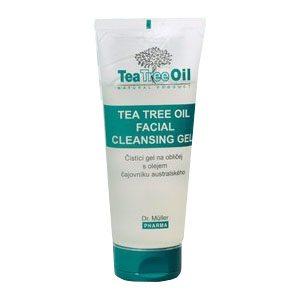 Dr. Müller Tea Tree Oil teafa arctisztító gél - 150ml
