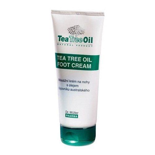 Dr. Müller Tea Tree Oil teafa lábápoló krém - 150ml