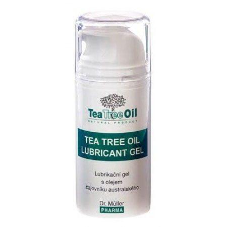 Dr. Müller Tea Tree Oil teafa síkosító gél - 100ml
