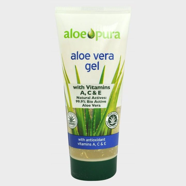 Optima Aloe Vera gél A-, C- és E-vitaminnal - 200ml