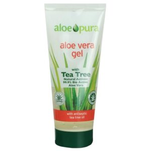 Optima Aloe Vera gél Teafával - 200ml