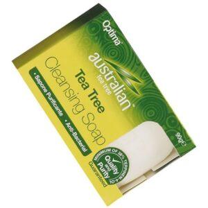 Optima Ausztráliai Teafa szappan - 90g