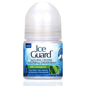 Optima Ice Guard kristály dezodor citromfű - 50ml