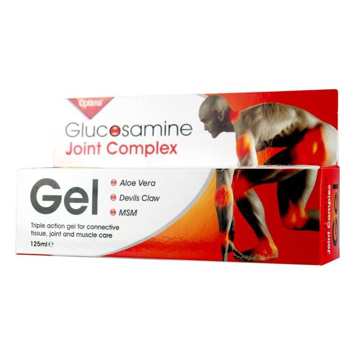 Optima Joint Compex Glükozamin gél - 125ml