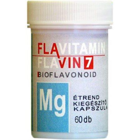 Flavin7 Flavitamin Magnézium kapszula - 60 db
