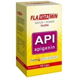 Flavitamin Nature+Power Apigenin kapszula - 100 db