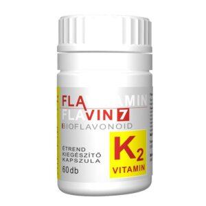 Flavin7 Flavitamin K2-vitamin kapszula - 60db