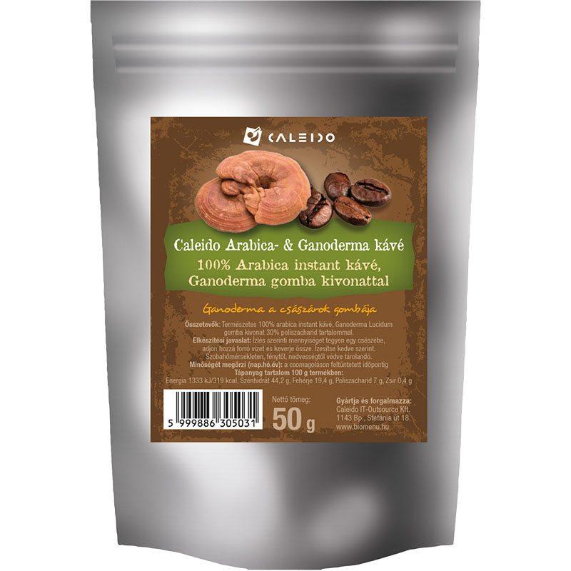 Caleido Arabica & Ganoderma kávé - 50g