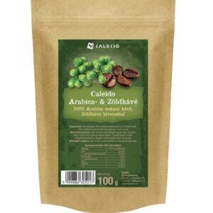 Caleido Arabica & Zöldkávé - 100g