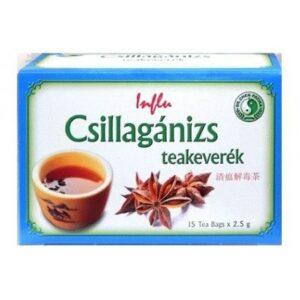 Dr. Chen csillagánizs teakeverék - 15filter