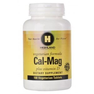 Highland CalMag + D-vitamin tabletta - 100db