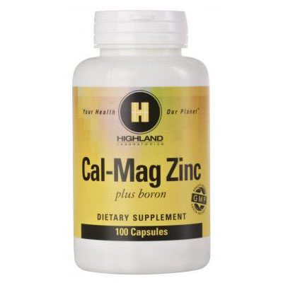 Highland CalMag + Zink tabletta - 100db