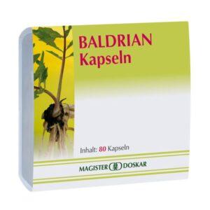 Magister Doskar valeriana kapszula - 80db