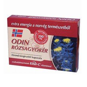 Odin rózsagyökér - aranygyökér kapszula - 30db