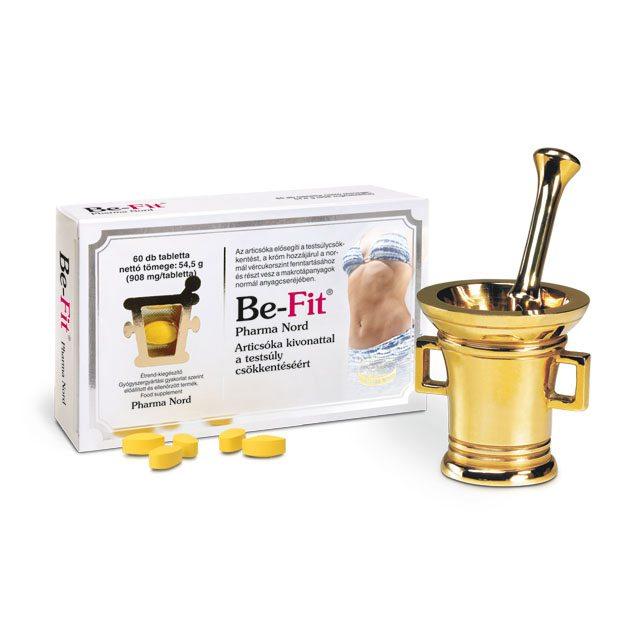 Pharma Nord Bio Be-Fit kapszula - 60db