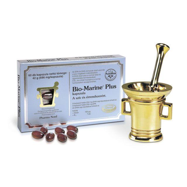 Pharma Nord Bio Marine Plus kapszula - 60db