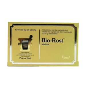 Pharma Nord Bio Rost étrend-kiegészítő tabletta - 60db