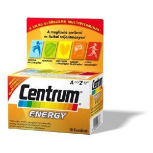 Centrum Energy A-Z filmtabletta - 30db