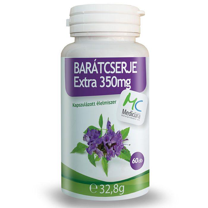 Medicura Barátcserje extraktum kapszula - 60 db