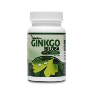 Netamin Ginkgo Biloba 300mg tabletta - 30db