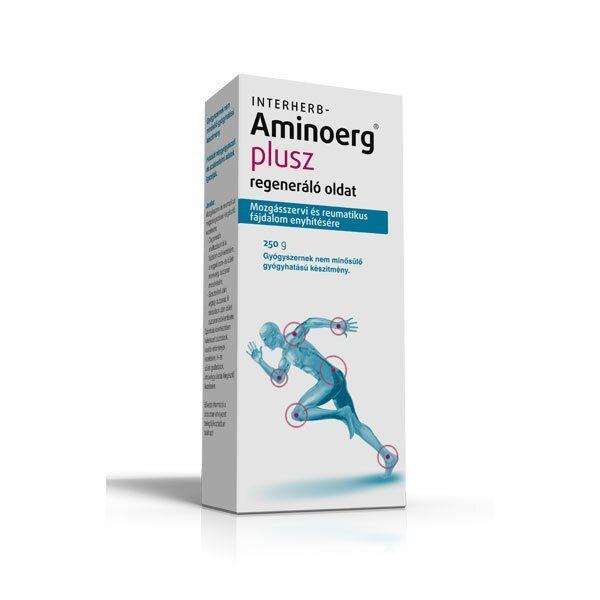 Interherb Aminoerg Plusz regeneráló oldat - 250ml