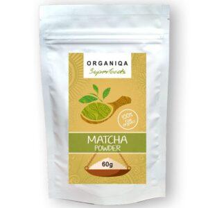 Organiqa Matcha por - 60g