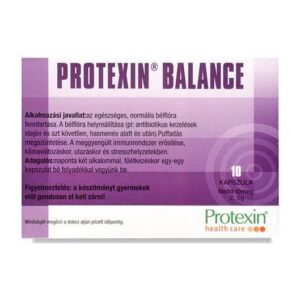 Protexin Balance kapszula - 10 db