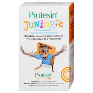 Protexin junior rágótabletta + C-vitamin - 30db