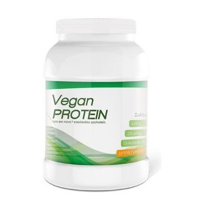 Zukker Vegan Protein - borsófehérje csoki - 600g