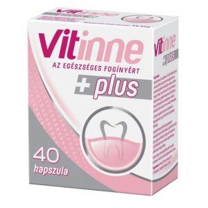Vitinne Plus+ íny egészség kapszula - 40db
