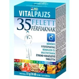 Vital Prof Vitalpajzs 35 felett férfi tabletta - 30db