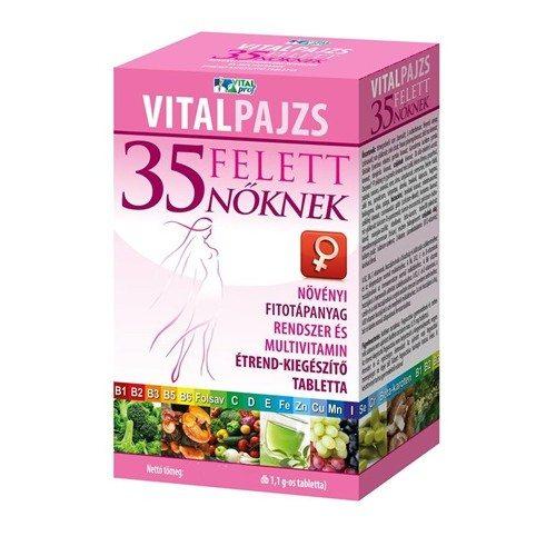 Vital Prof Vitalpajzs 35 felett női tabletta - 30db