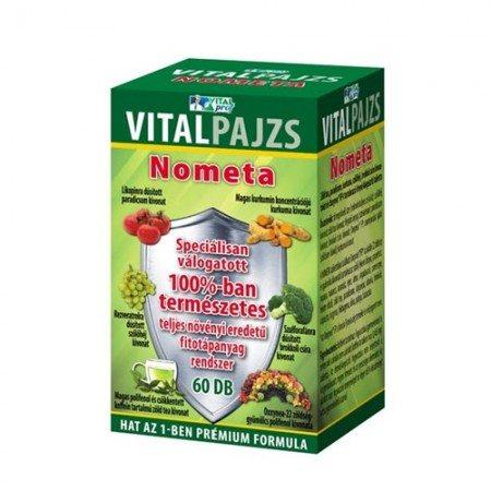 Vital Prof Vitalpajzs Nometa tabletta - 30db