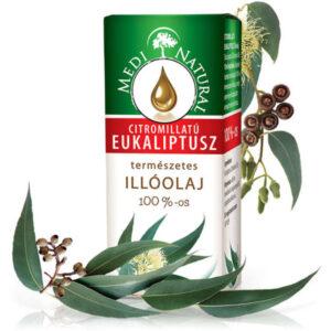 Medinatural illóolaj citromos eukaliptusz - 10ml
