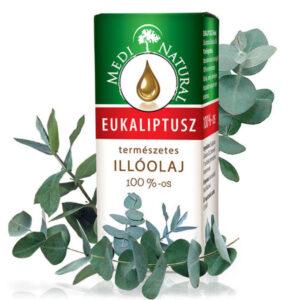 Medinatural illóolaj eukaliptusz - 10ml