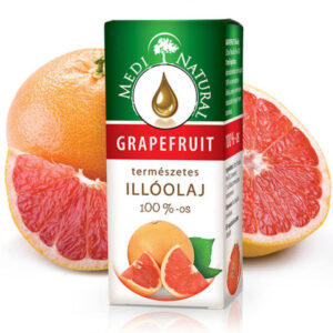 Medinatural illóolaj grapefruit - 10ml