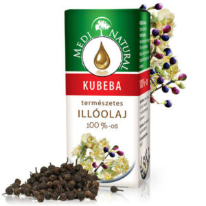 Medinatural illóolaj kubeba - 10ml