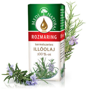 Medinatural illóolaj rozmaring - 10ml