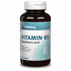 Vitaking B5 vitamin - 90db