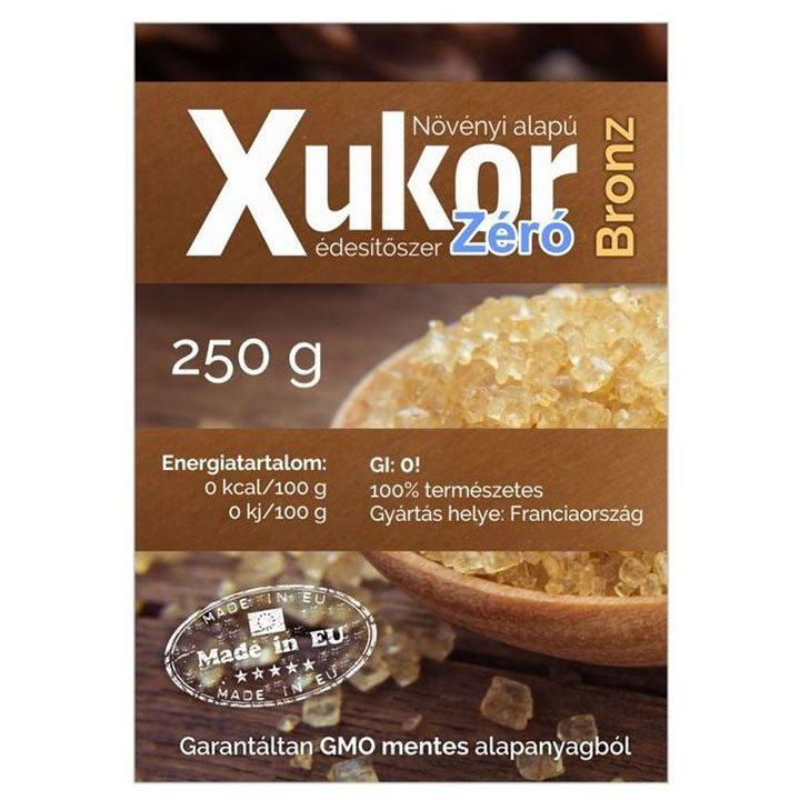 Xukor Zéró Bronz édesítőszer (eritrit, erythritol) - 250g