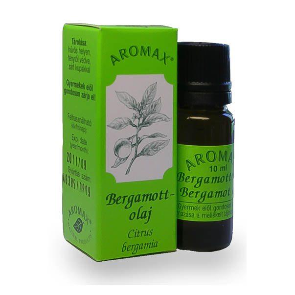 Aromax Bergamott illóolaj - 10 ml