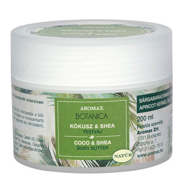 Aromax Botanica testvaj - 200 ml