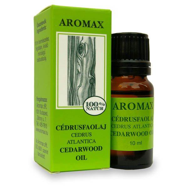 Aromax Cédrusfa illóolaj - 10 ml