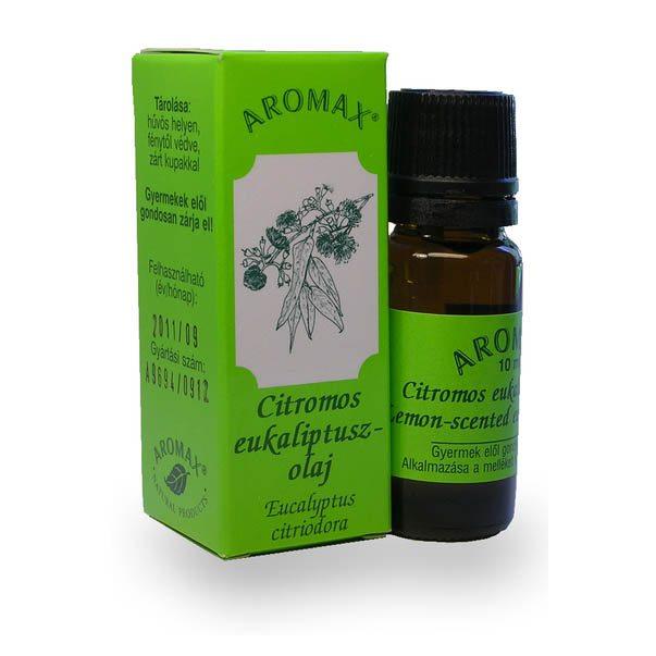 Aromax Citromos eukaliptusz illóolaj - 10ml