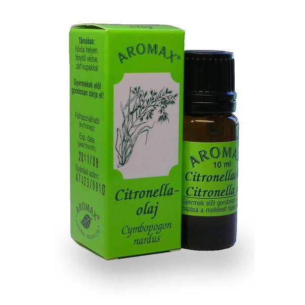 Aromax Citronella illóolaj - 10 ml