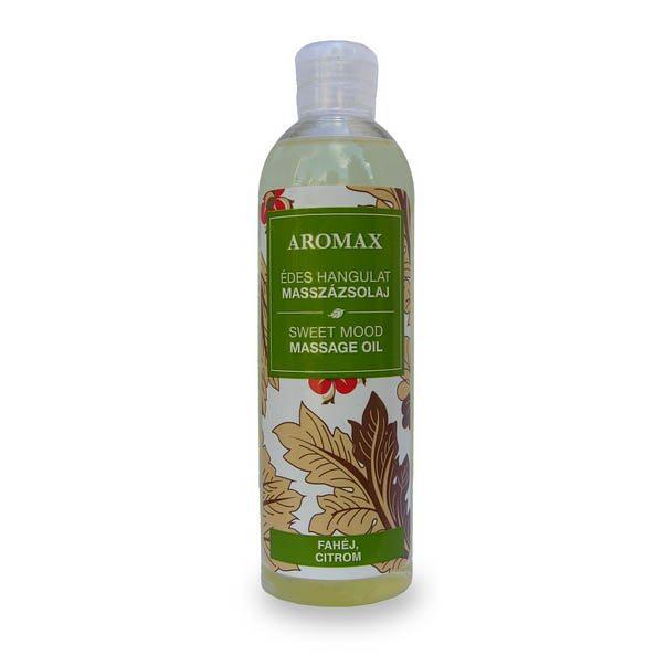Aromax Édes hangulat masszázsolaj - 250 ml