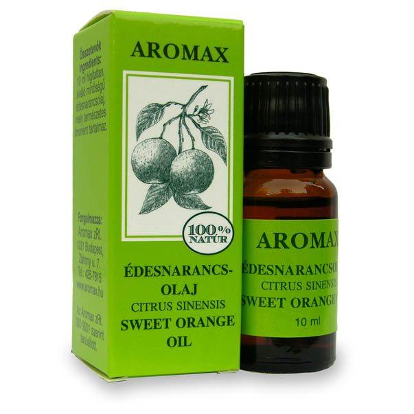 Aromax Édesnarancs illóolaj - 10 ml
