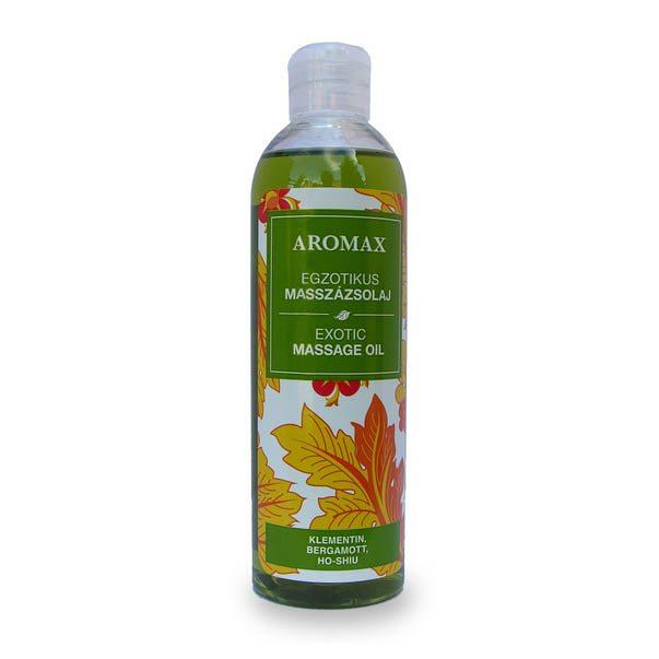 Aromax Egzotikus masszázsolaj - 250 ml